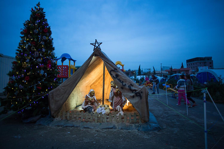 Christmas in Iraq 2015