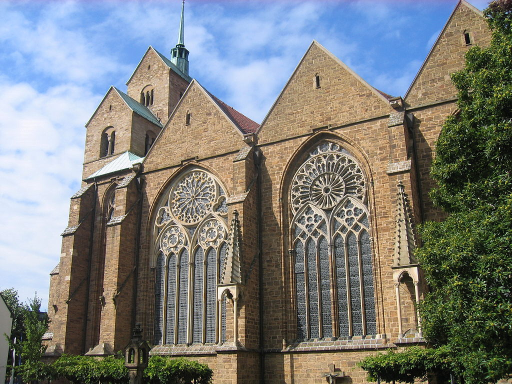 Cathedral in Minden