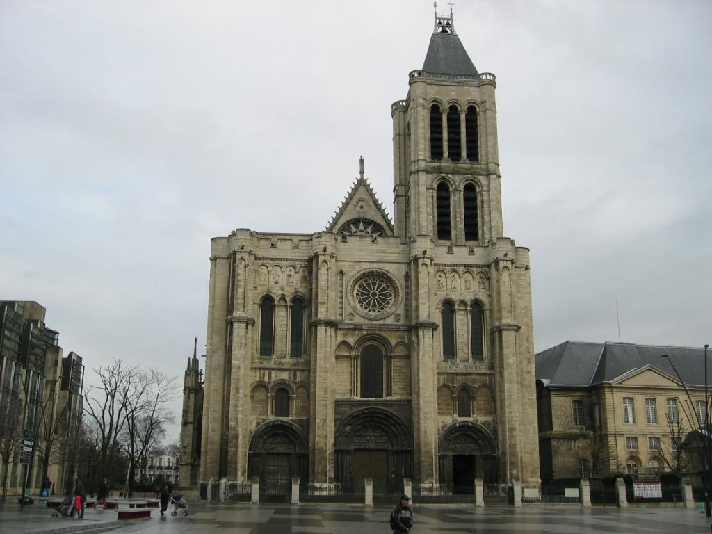 Abbaye et basilique