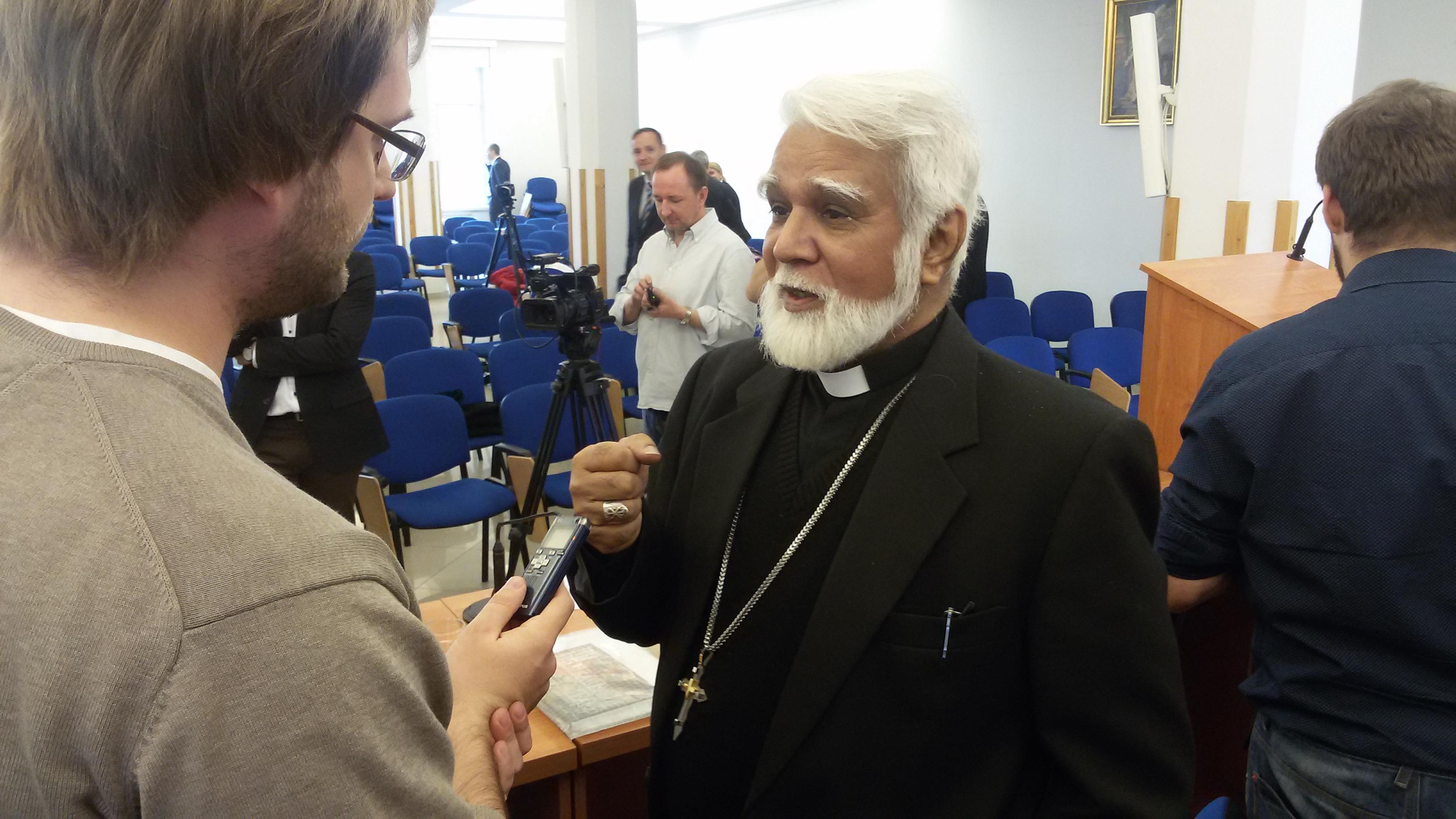 Mgr. Joseph Coutts - Archbishop of Karachi