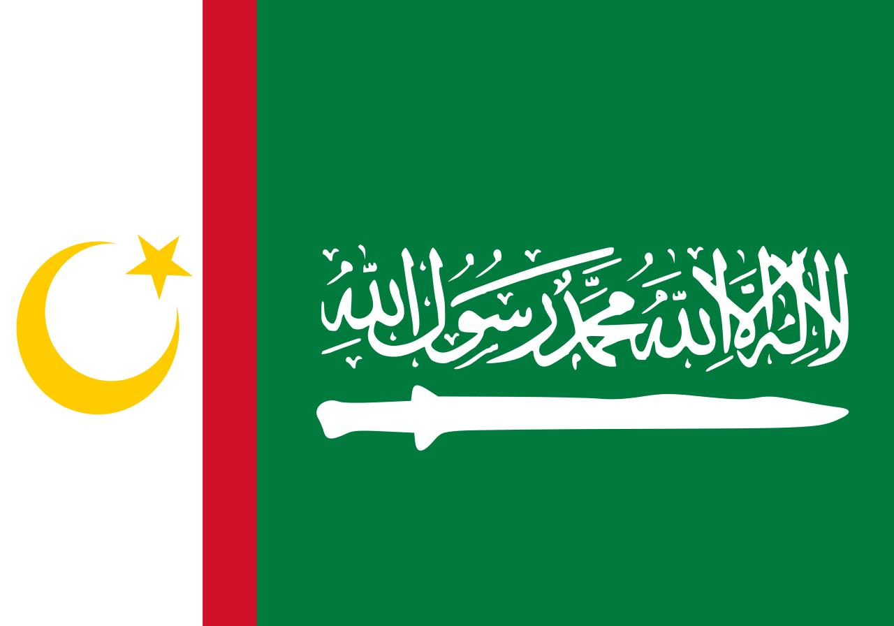 Flag of Moro Islamic Liberation Front