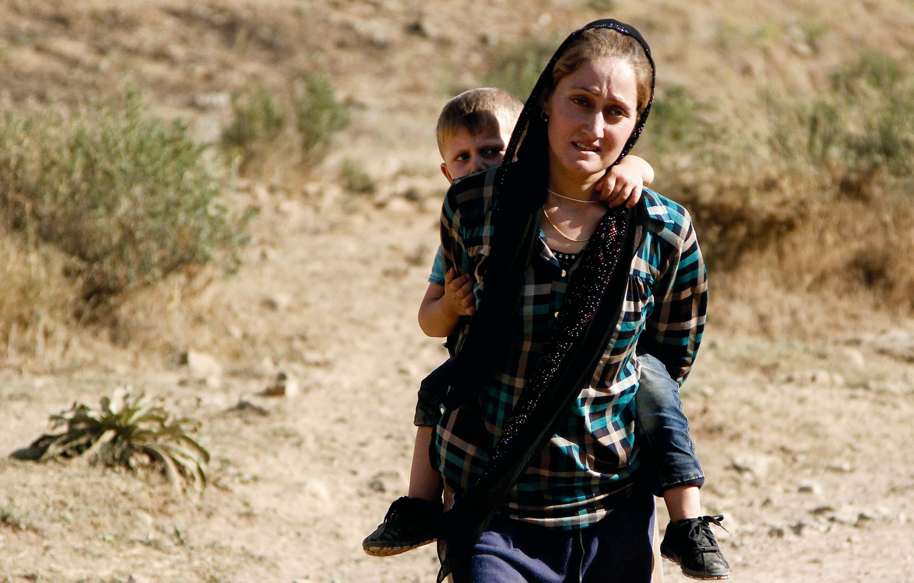 """Persecuted Christians - """"Aid to the Church in Need"""" campaign"""