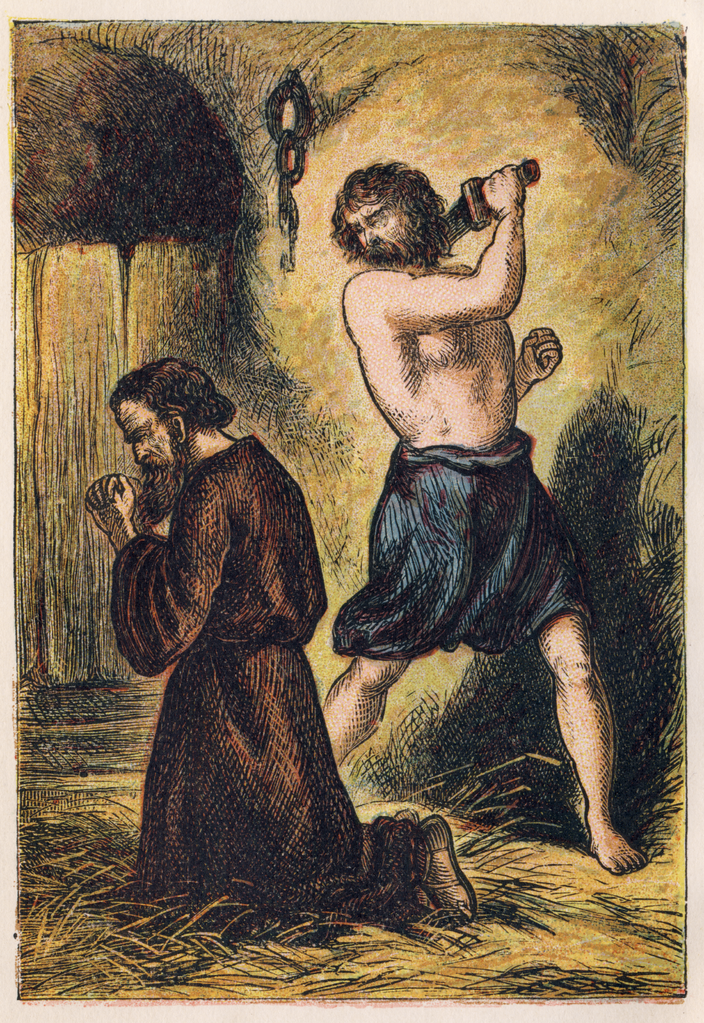 Martyrdom of Saint Paul