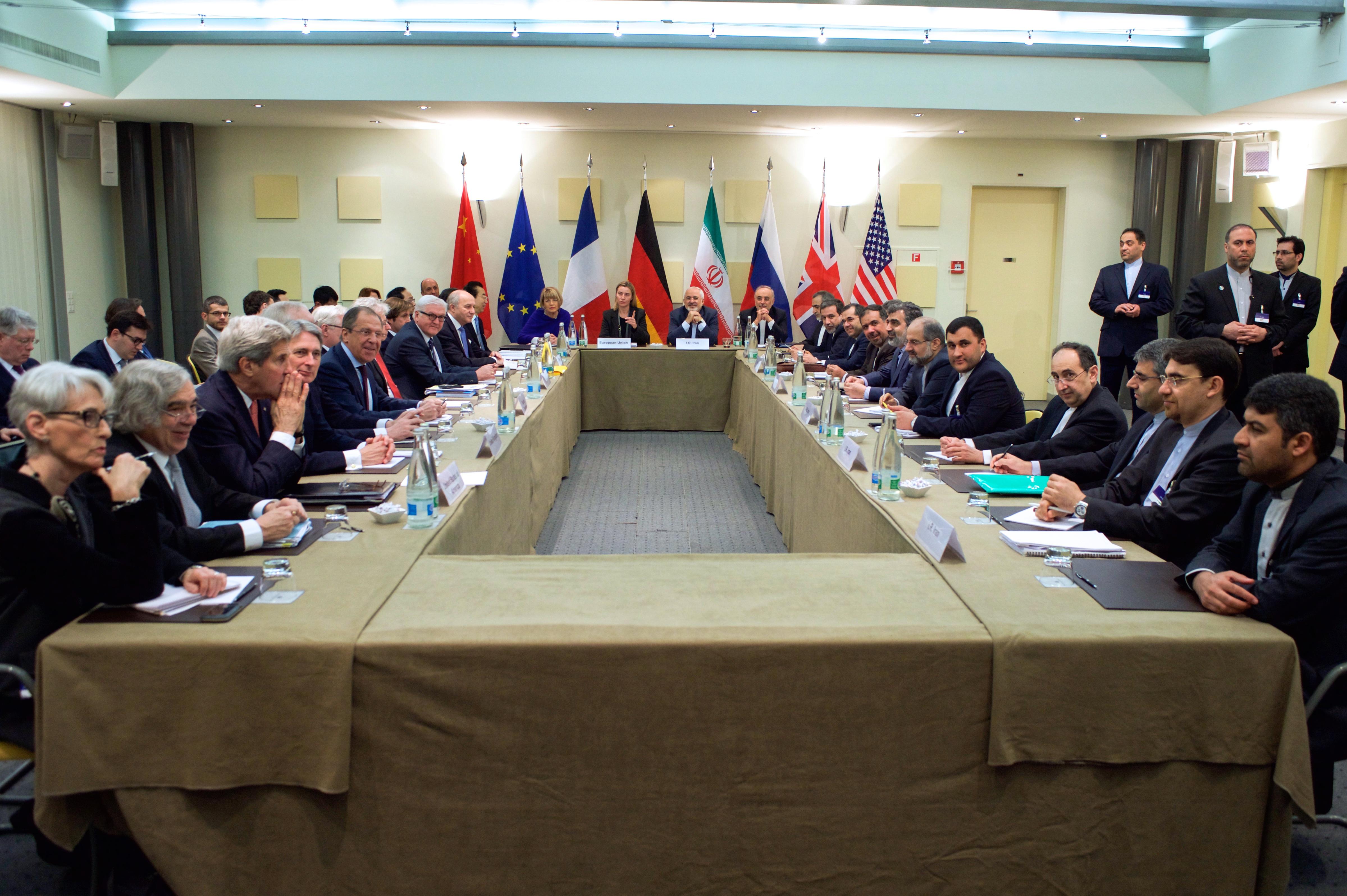 Negotiations on Iran Nuclear Program