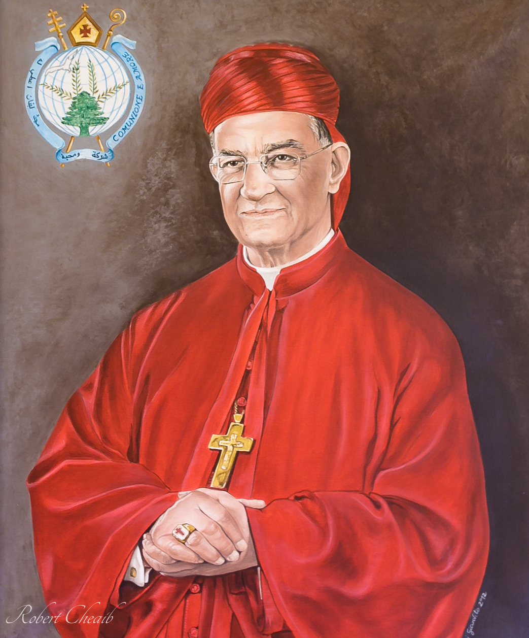 Maronite Patriarch Bechara Rai