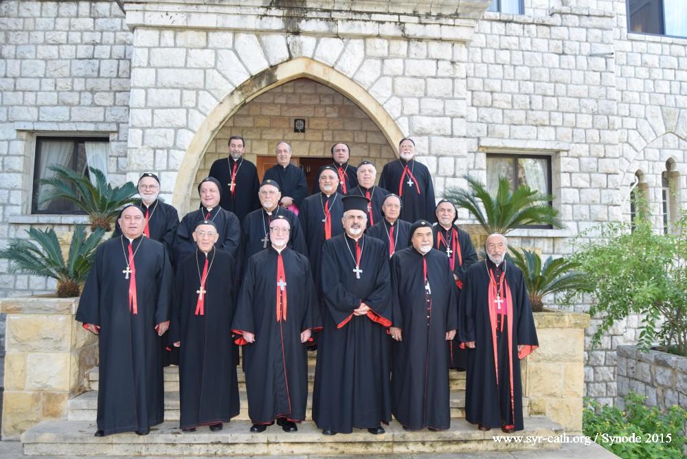 Syriac Church Synod 2015
