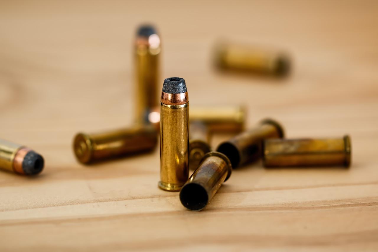 bullets and killing