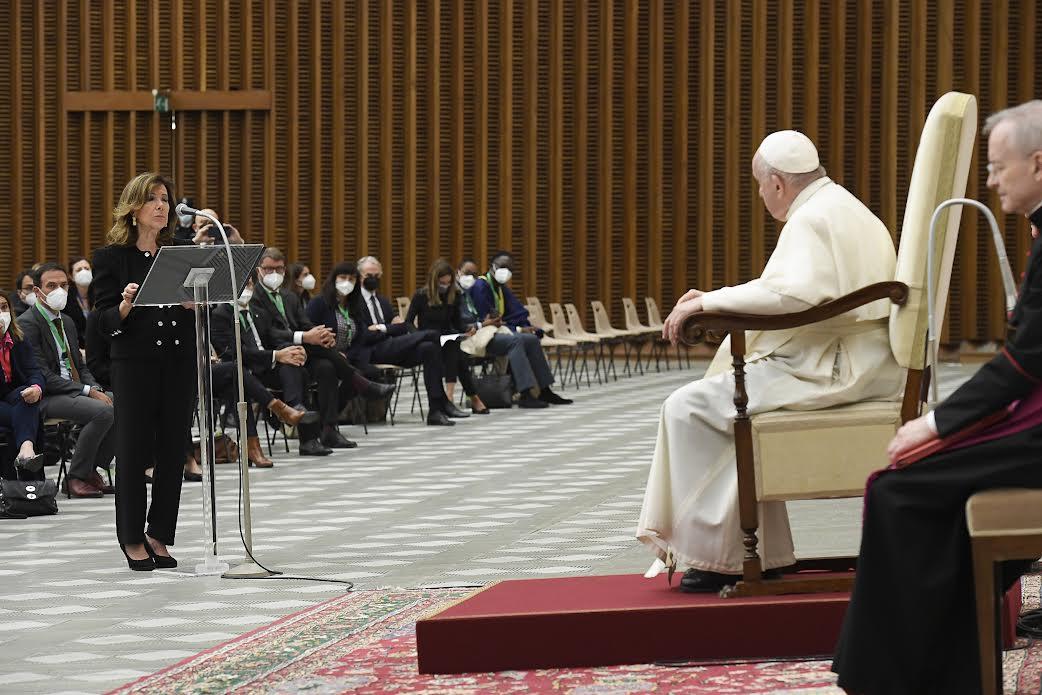 قمّة المناخ: ما كانت توصيات البابا للبرلمانيين؟
